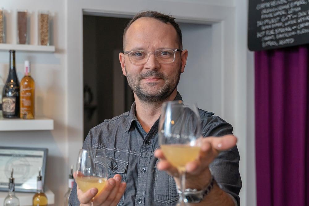 Aria Gin Distillery Tasting